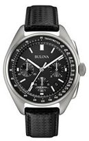 Bulova Men's Special Edition Moon Landing Replica Chronograph Watch & Interchangeable Band Set - 96B251