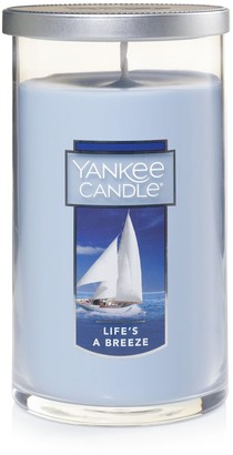 Yankee Candle Life's A Breeze 12-oz. Pillar Candle Jar