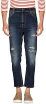 Nudie Jeans Denim pants - Item 42570673