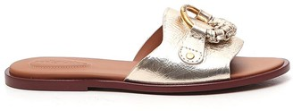 See by Chloe Ring Detail Slides