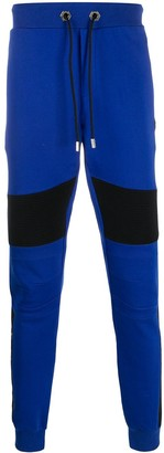 Philipp Plein Rib Panel Jogging Trousers