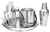 Godinger Bar/Tool Set (9 PC)