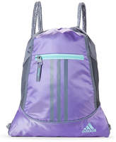 adidas Purple & Aqua Alliance Sackpack