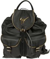 Giuseppe Zanotti Logo Mini Backpack