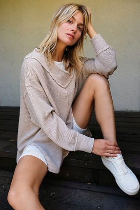 Free People Cozy Up Pullover