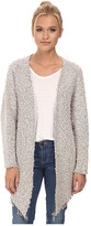 Maison Scotch Throw-on Longer Length Knitted Cardigan
