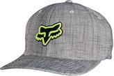 Fox Black & White Roder Flexfit Baseball Cap