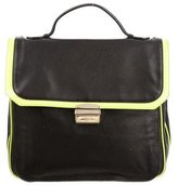 Jason Wu Neon-Trimmed Messenger Bag