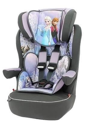 Snow Queen Nania i-Max Group 1/2/3 High Back Booster Car Seat, Disney Frozen