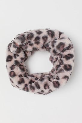 H&M Faux Fur Tube Scarf
