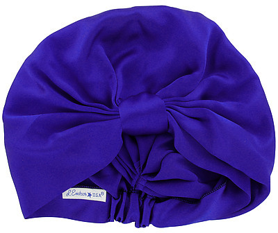 France Luxe All Over Turban Headwrap-Caribe