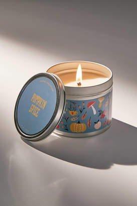 Urban Outfitters Holiday Artist Print 12 oz Tin Candle