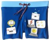 Little Marc Jacobs Polyamide Swimsuit Shorts (Infant/Toddler)