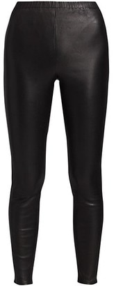 JONATHAN SIMKHAI STANDARD Vegan Leather Leggings