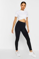 Boohoo Layna Plain Supersoft Leggings