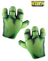 Disguise Soft Hulk Hands Accessory for Boys