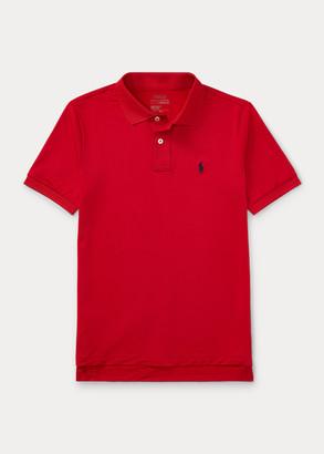 Ralph Lauren Performance Jersey Polo Shirt