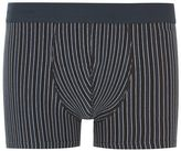 Selected Navy Stripe 'Dan' Trunks
