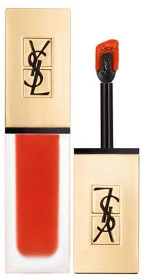 Yves Saint Laurent Tatouage Couture Liquid Matte Lip Stain 02 Crazy