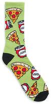 Vans Green Pizza Crew 1 Pack