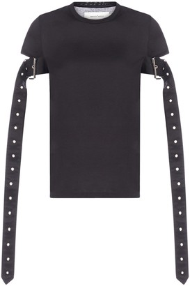 Marques Almeida Belt Sleeve Top