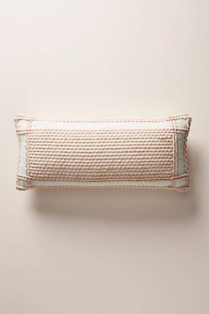 Anthropologie Wool Evie Pillow