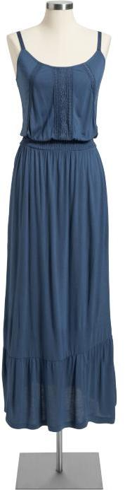 Old Navy Women's Lace-Trim Jersey Maxi Dresses