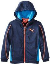 Puma Kids Boys 8-20 Ability Jacket