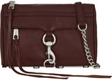 Rebecca Minkoff Mini mac leather cross-body bag