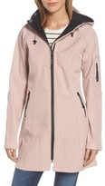 Ilse Jacobsen Women's Regular Fit Hooded Raincoat