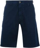 Eleventy deck shorts - men - Cotton/Spandex/Elastane - 30