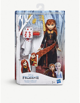 Selfridges Disney Frozen II Anna Hair Play doll 35cm