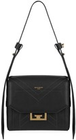 Givenchy Small Eden Leather Shoulder Bag