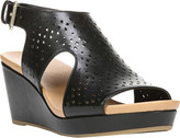 Dr. Scholl's Women's Barely Perforated Wedge Sandal