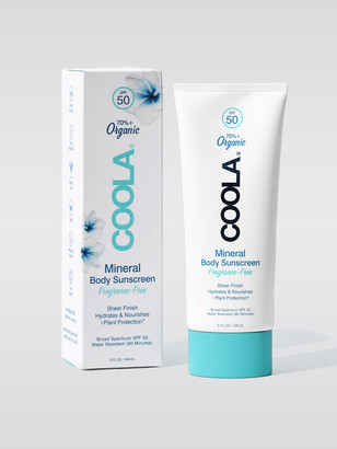 Coola Mineral Body Lotion Spf 50