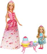 Barbie Dreamtopia Sweetville Princess Tea Party Playset