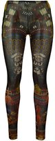 Dsquared2 Underwear 'Samurai Tattoo' leggings