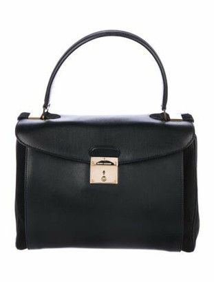 Marc Jacobs Metropolitan Satchel Black