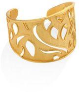 Stephanie Kantis Heraldry Royal Cuff Bracelet