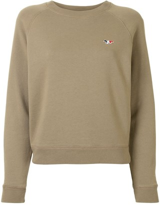 MAISON KITSUNÉ Long-Sleeved Sweatshirt