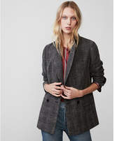 Express oversized casual blazer