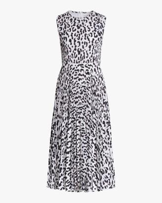 Jason Wu Collection Sleeveless Belted Midi Dress