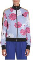MSGM Daisy Print Bomber Jacket