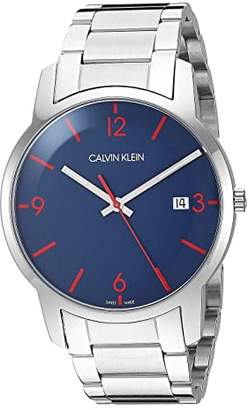 Calvin Klein City - K2G2G147 (Stainless Steel) Watches