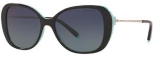 Tiffany & Co. Polarized Sunglasses, TF4156 55
