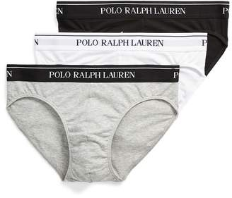 Ralph Lauren Low-Rise-Brief 3-Pack