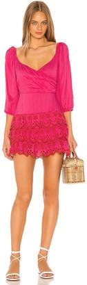 Lovers + Friends Aella Mini Dress