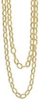 """Lagos 18K Gold Necklace, 39"""""""