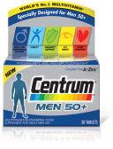Centrum Men 50 Plus (30 Tablets)