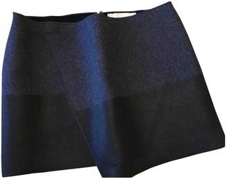 Vanessa Bruno Grey Wool Skirts